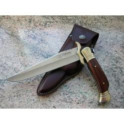 Cuchillo plegable laquiole con cruceta