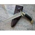 Cuchillo plegable laguiole con cruceta